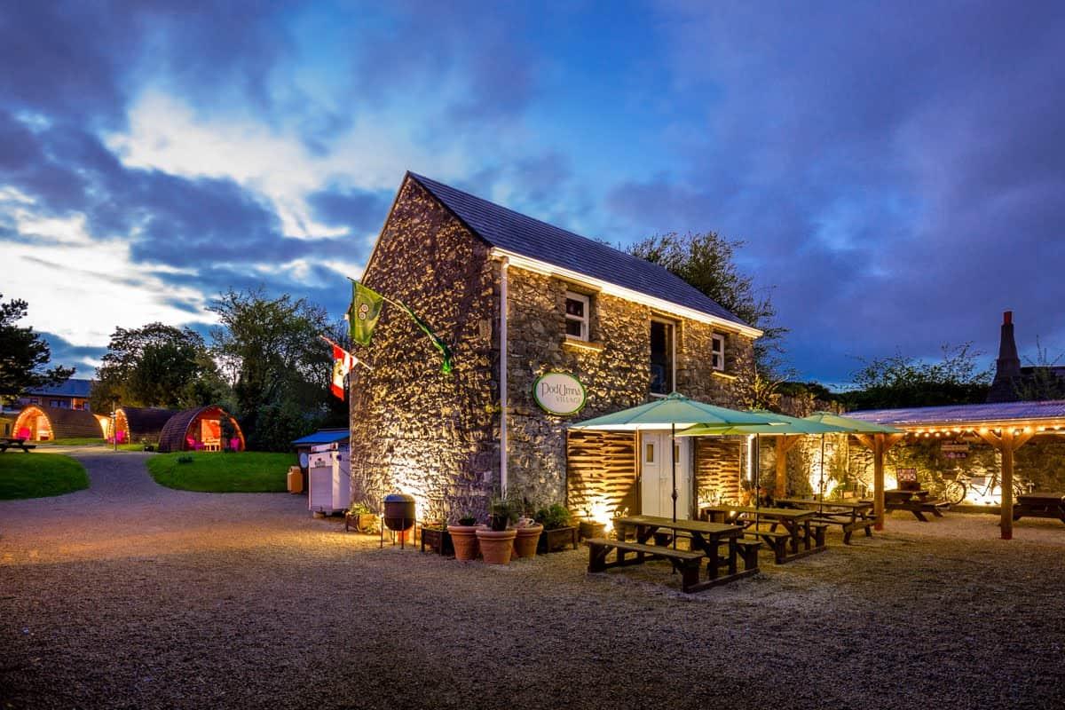 Pod Umna Glamping Village - Portumna, Galway